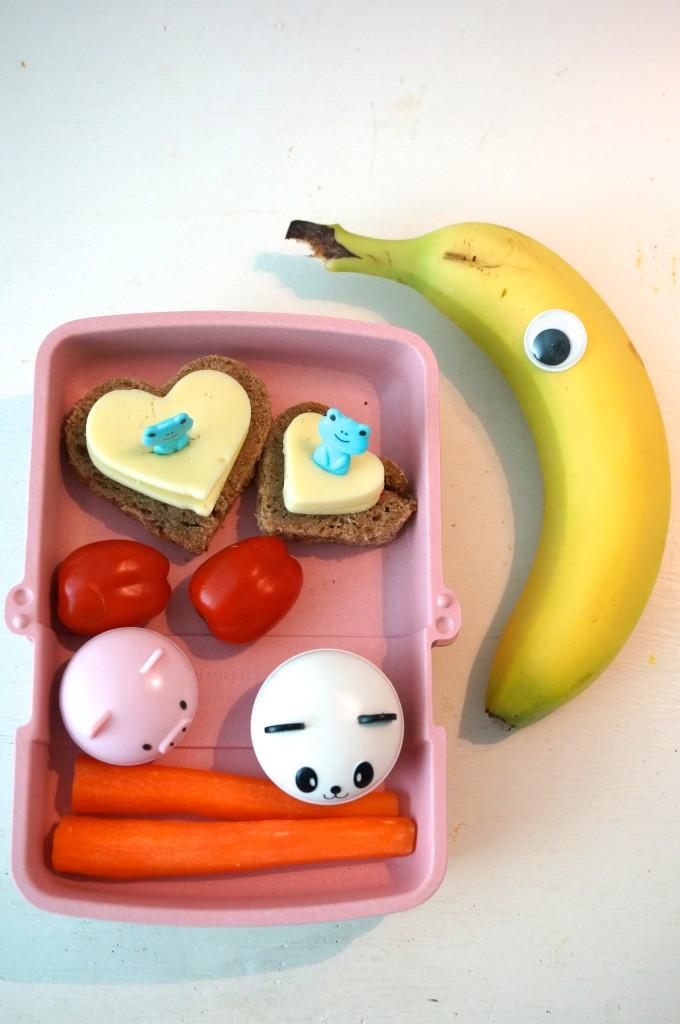 Lunchbox für den kleinen Hunger