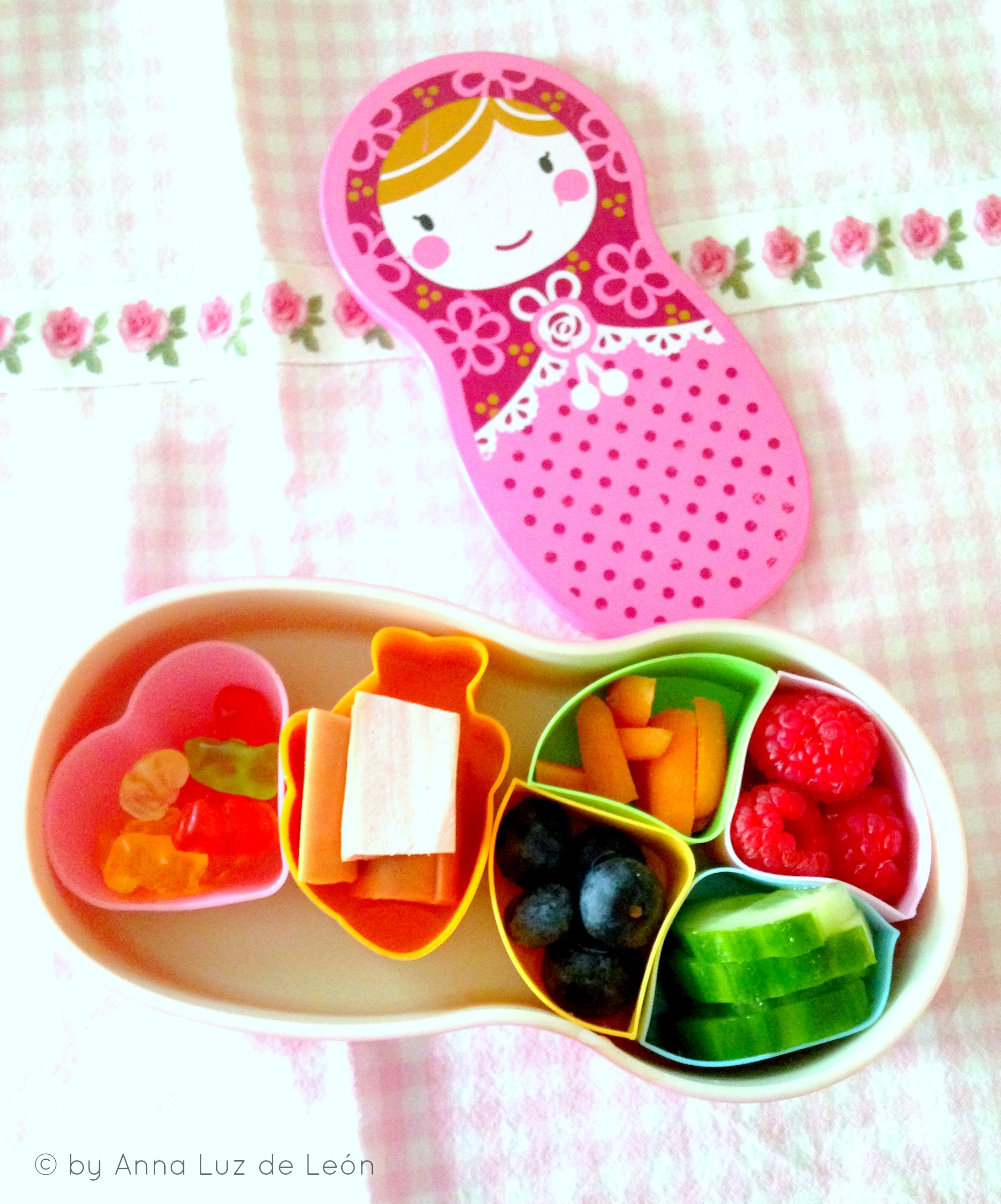 Matroschkabox, Bentobox, Bento für Kinder, Snackbox, Brotdose, Berlinmittebento