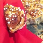 Zimtwecken: Süßer Snack auf die Hand