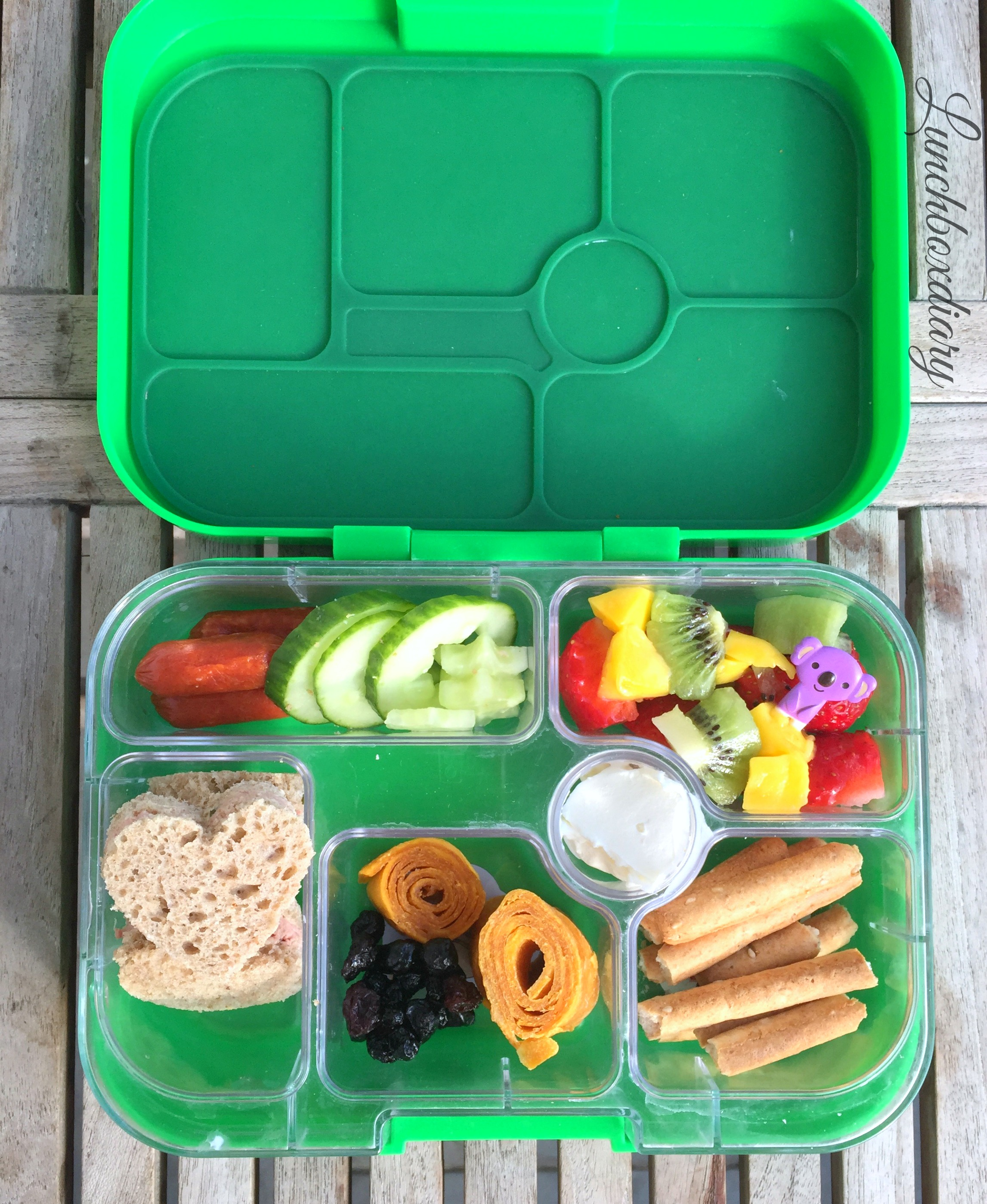 Yumbox, Bentobox, Test, Lunchbox