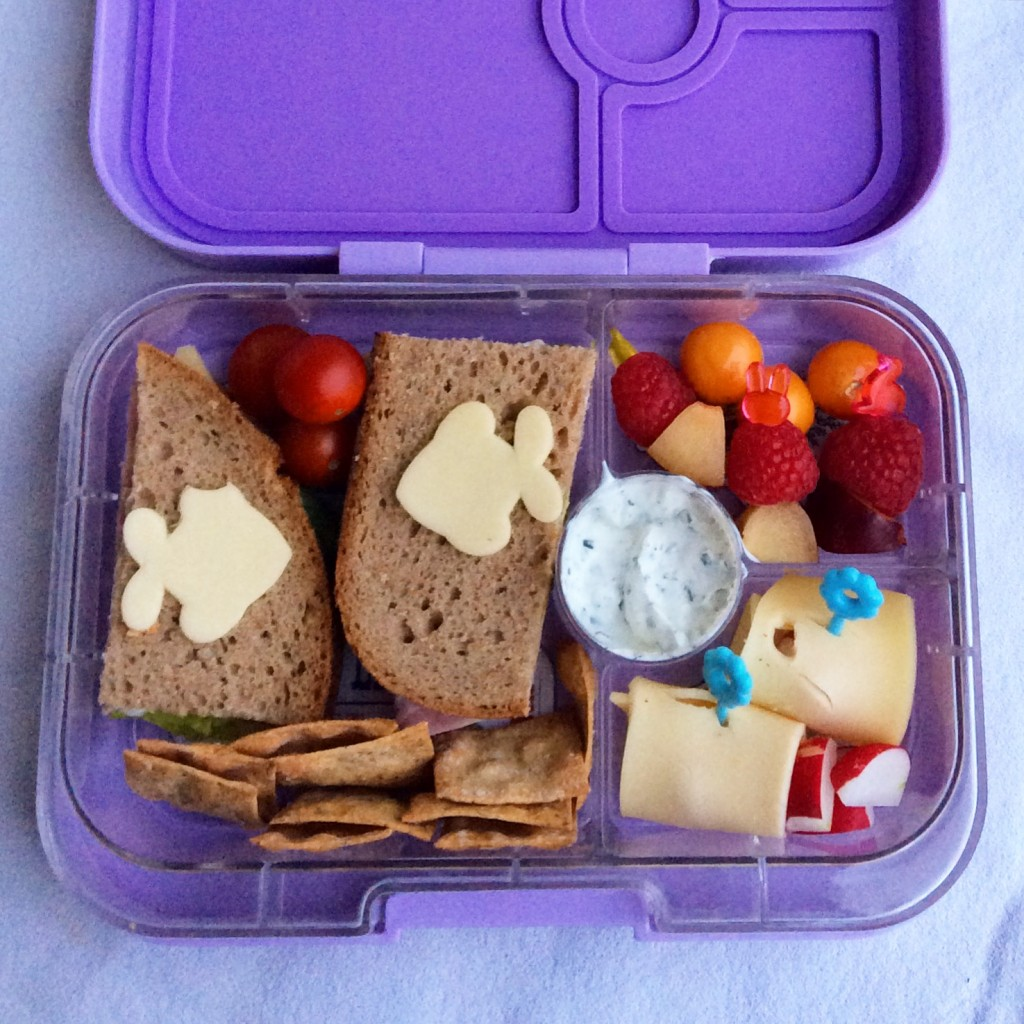 Yumbox, Lunchboxplanung, Lunchboxwoche, Beispiel, Tag 2, Planung, Einkaufsliste