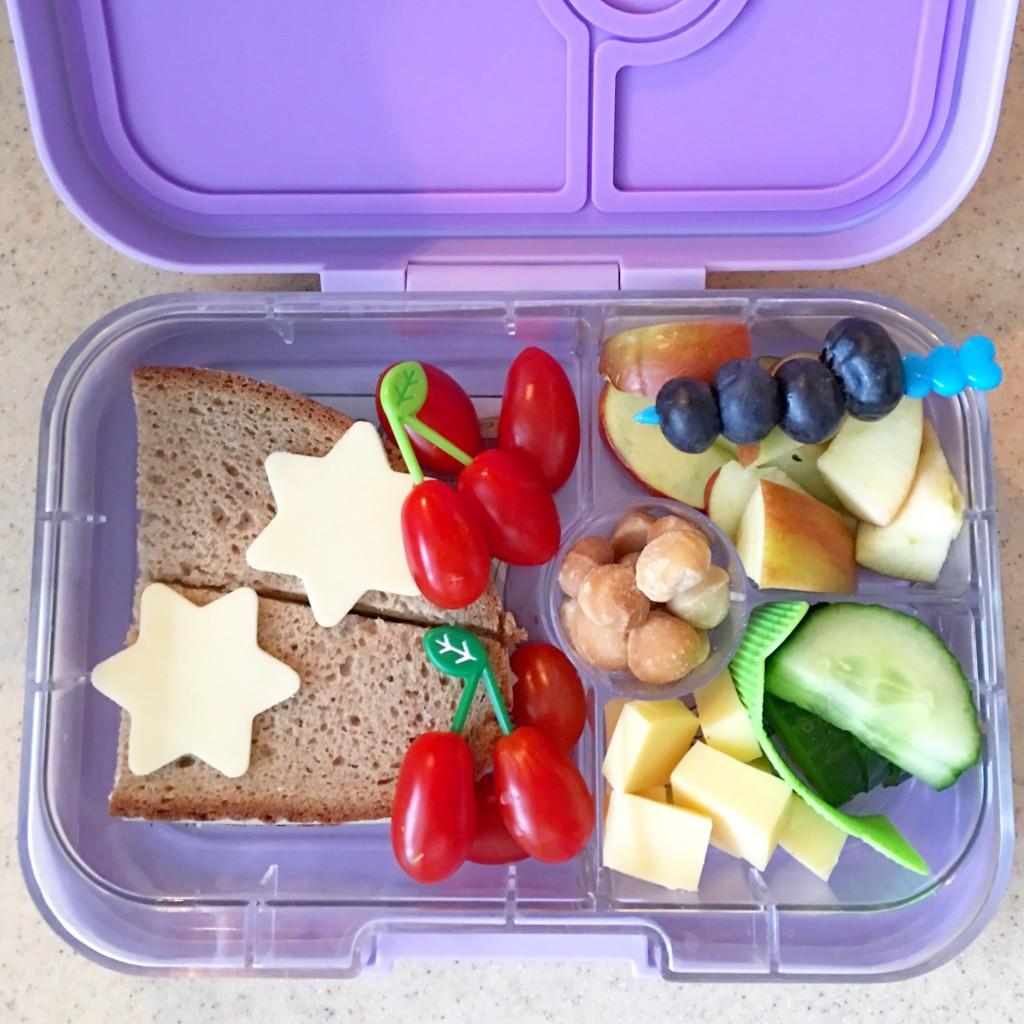Yumbox, Panino, Frühling, Foodpicks, Lunchboxdiary
