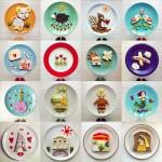 Foodart: Kunst auf dem Teller
